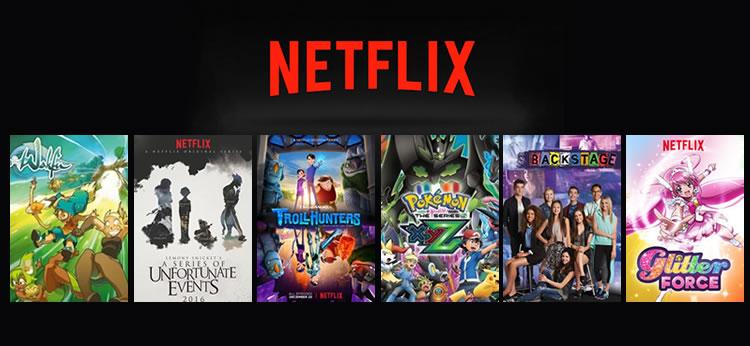 Las 20 mejores Series Infantiles de Netflix