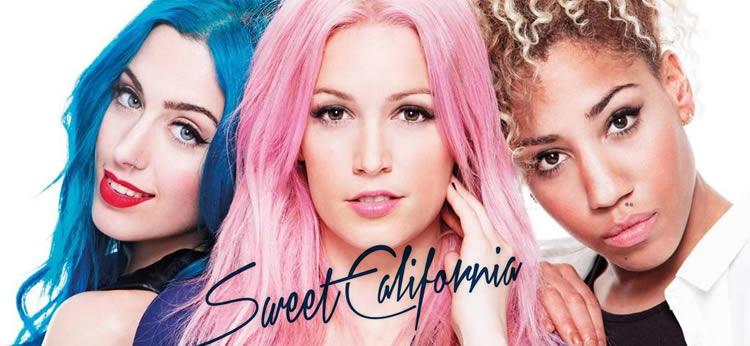 las mejores Canciones de Sweet California
