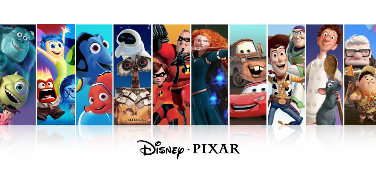 Pixar and walt disney merger