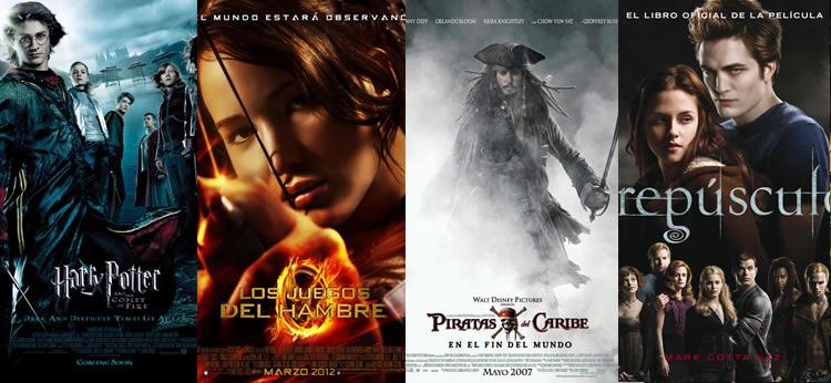 Las mejores Sagas de Cine
