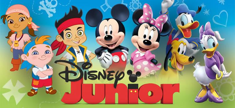 Las mejores series de Disney Junior