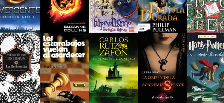 Los mejores libros de aventuras de la literatura juvenil