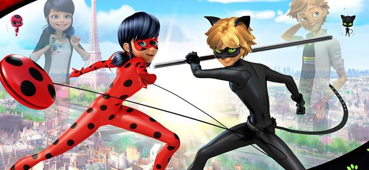 Los mejores personajes de 'Prodigiosa, las aventuras de LadyBug'