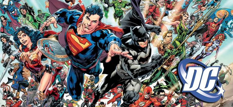 Los mejores Superhéroes de DC Comics