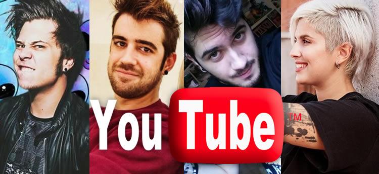 Los mejores Youtubers españoles