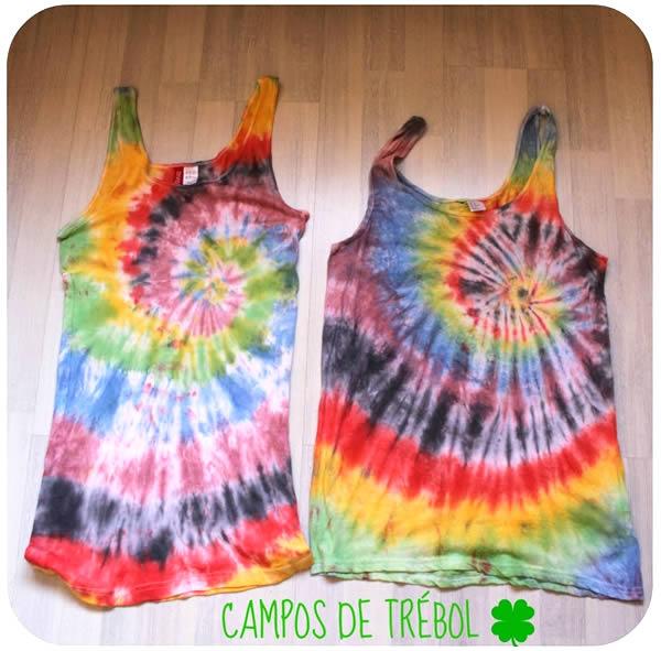 Importante for Camisetas hippies caseras