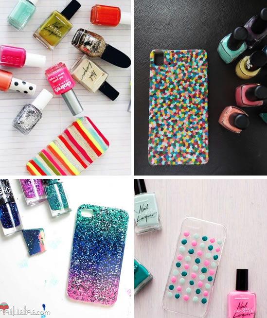 Ideas Para Decorar Tu Funda De Movil