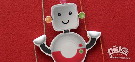 La manualidad: Fabrica tu propio robot escalador