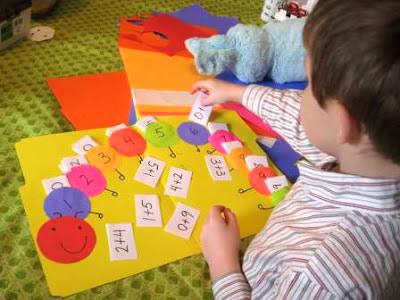 Manualidad 6 manualidades educativas para aprender a sumar for Aprendiendo y jugando jardin infantil