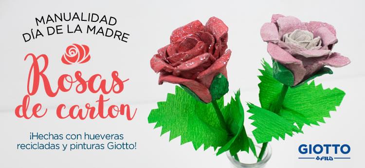 Rosa para el Día de la Madre