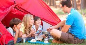 5 destinos españoles para ir de Camping en familia