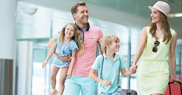 5 destinos europeos para viajar con niños