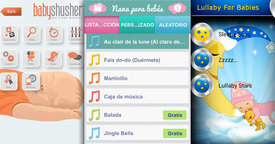6 Apps para ayudar a dormir a tu bebé
