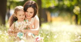 Aprende a dar y recibir el cariño de tu hijo