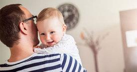Beneficios de la crianza en brazos