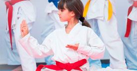Beneficios de las artes marciales en niños