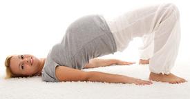 Beneficios del balanceo pélvico durante el embarazo