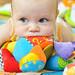 Cómo corregir al bebé si muerde