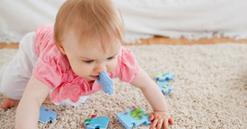 Cómo estimular cognitivamente a tu bebé