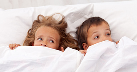 Cómo evitar que nuestros hijos sufran terror nocturno