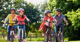 Cómo favorecer la práctica de deporte en los hijos