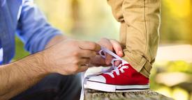 Consejos a la hora de comprar los zapatos del niño