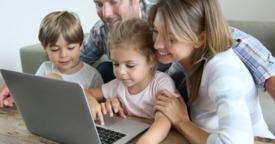 Consejos para proteger la intimidad del niño en Internet