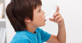 El Asma Bronquial infantil: síntomas y tratamiento