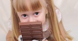 El chocolate en la dieta infantil