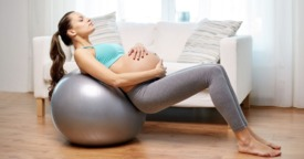 El deporte en el embarazo