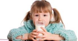 La importancia de los lácteos en la dieta del niño
