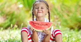 La importancia de una buena alimentación para niños y adolescentes