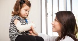 La osteocondritis infantil