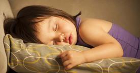 La rutina de irse a la cama