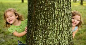 Los niños y el contacto con la naturaleza
