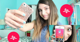 Musical.ly, la red social que permite grabar Playbacks