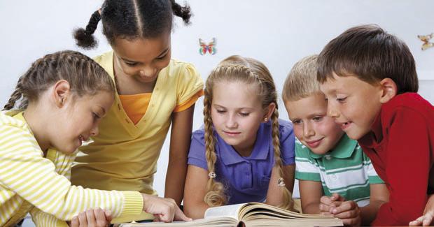 Niños de otro color: la importancia de la integración ...