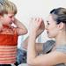 ¿Por qué nuestro hijo muerde o pega?