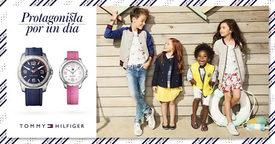 'Protagonistas por un día' Una promoción fantástica de Tommy Hilfiger Watches para niños