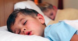 Síntomas de Trastornos Respiratorios durante el sueño