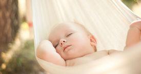 Utilidades de una hamaca para nuestro bebé