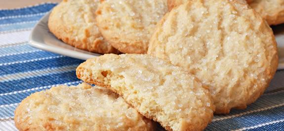 Galletas de azúcar caseras