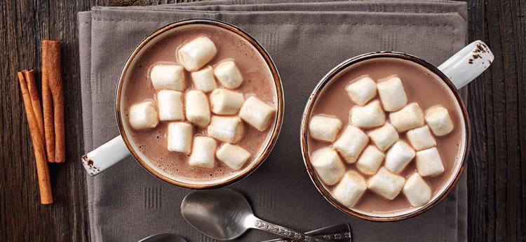 Mix de chocolate caliente casero