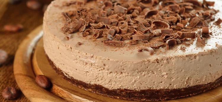 Tarta de Nocilla o Nocilla Cheesecake