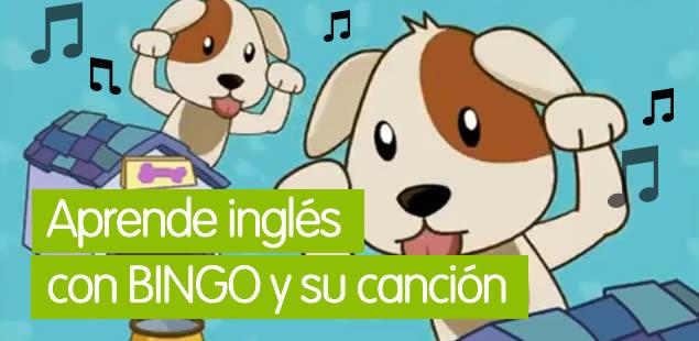 Aprendemos inglés con BINGO