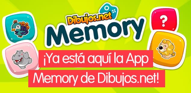 Slider Memory Dibujos.net