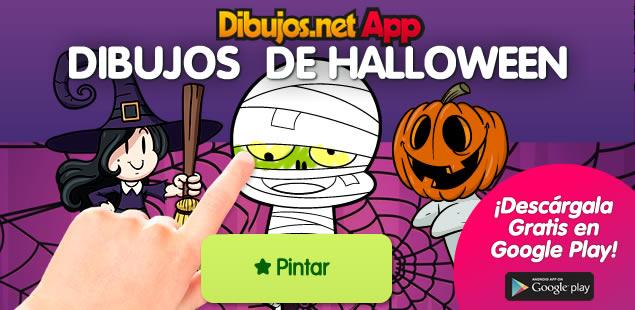 App Dibujos de Halloween