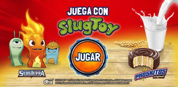 Phoskitos Slug Toy
