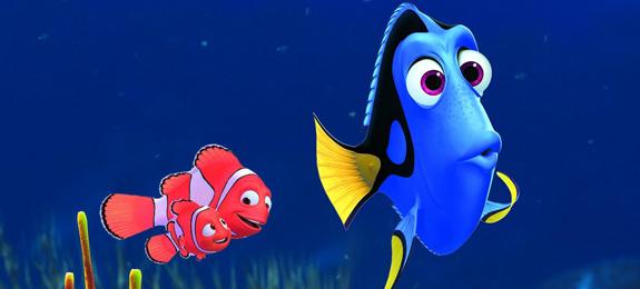 A qu personaje de Buscando a Nemo te pareces ms  Tests de Cine