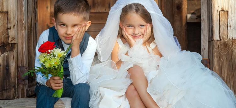 Cuando sea mayor... ¿Me casaré?